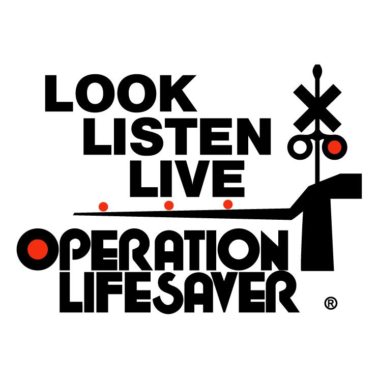 Operation lifesaver Free Vector / 4Vector