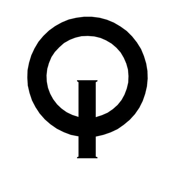 free vector Optimist Black clip art