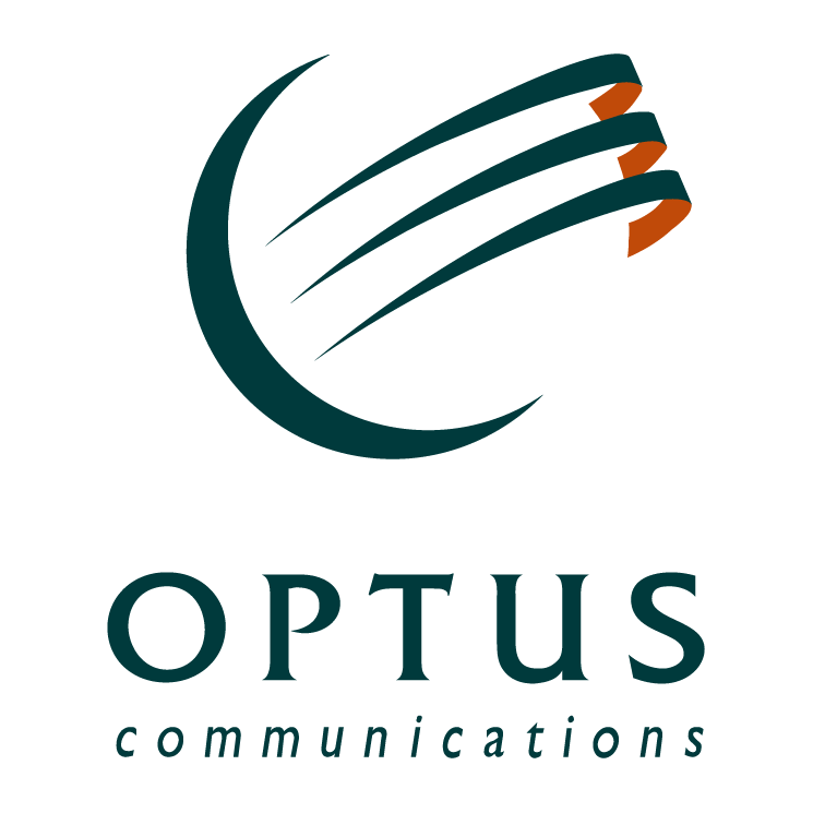 free vector Optus communications