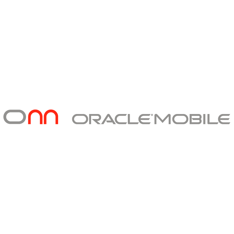 free vector Oracle mobile