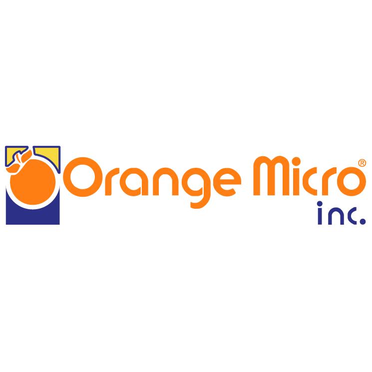 free vector Orange micro