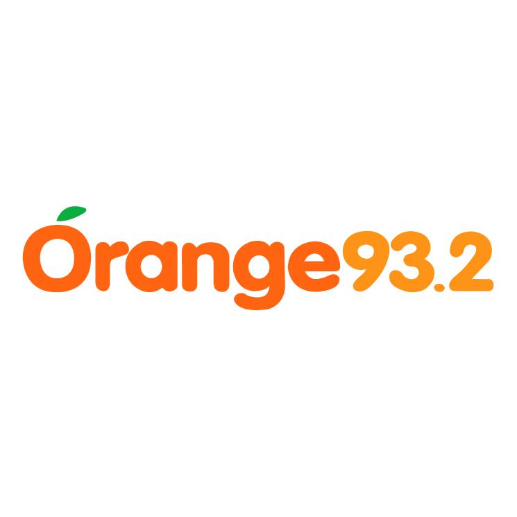 free vector Orange radio