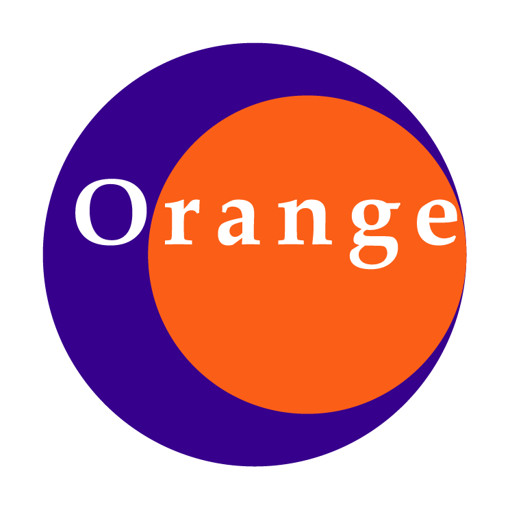 free vector Orange srl