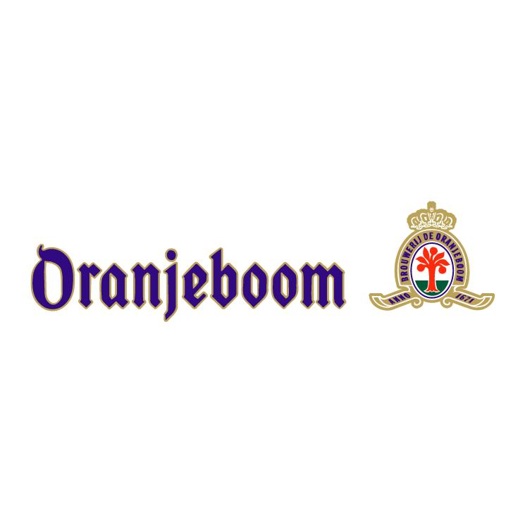 free vector Oranjeboom bier