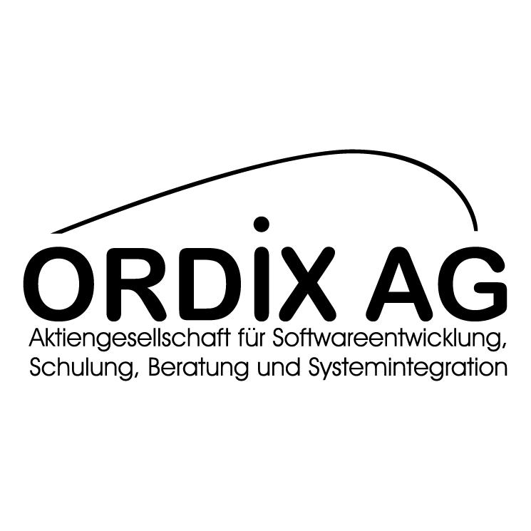 free vector Ordix 0