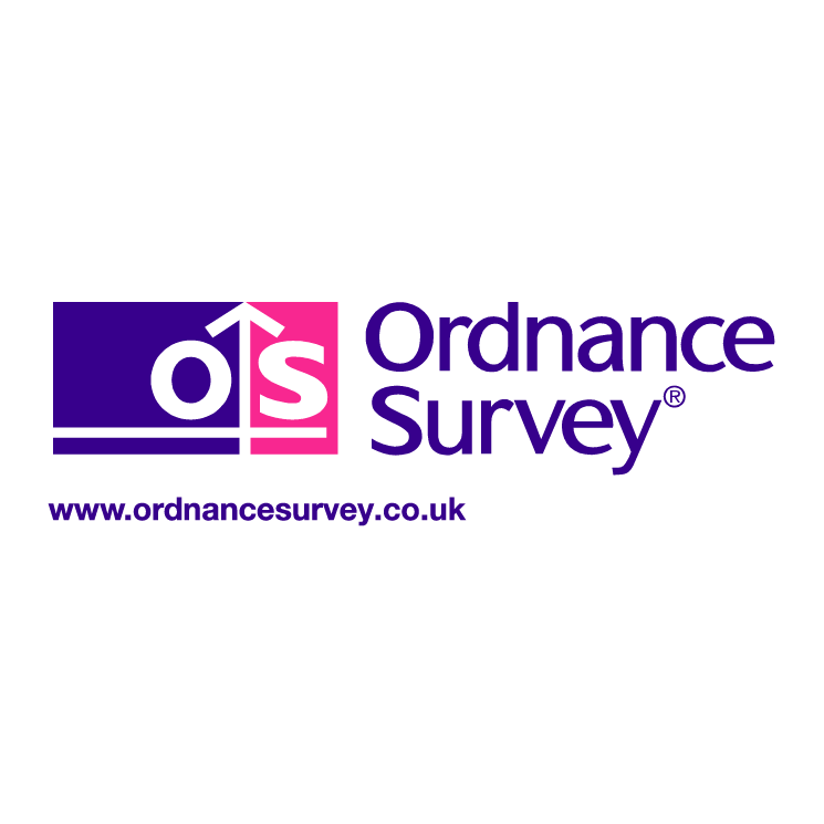 free vector Ordnance survey
