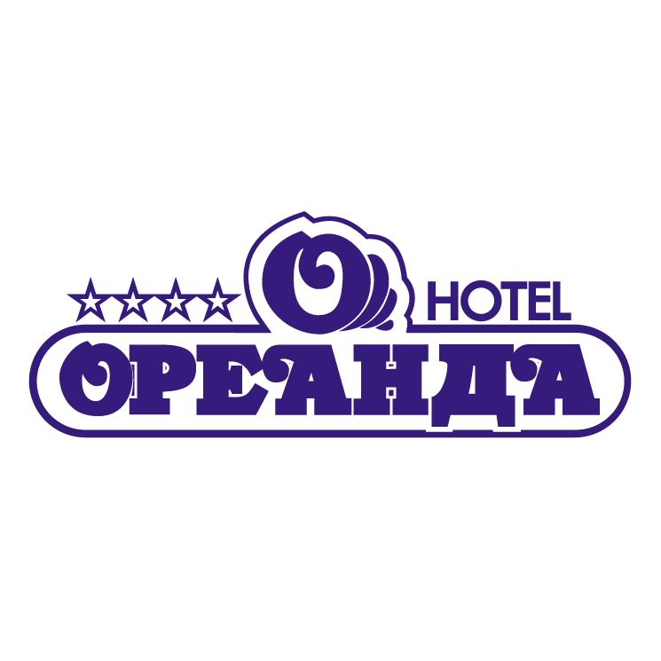 free vector Oreanda hotel