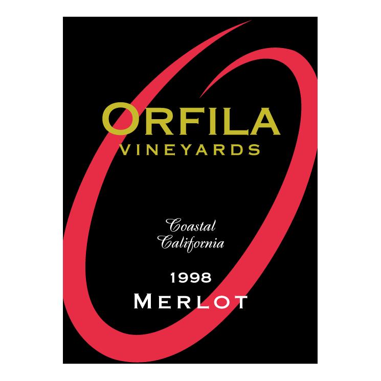 free vector Orfila vineyards 1