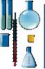 free vector Organick Chemistry Set clip art