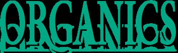 free vector Organics logo