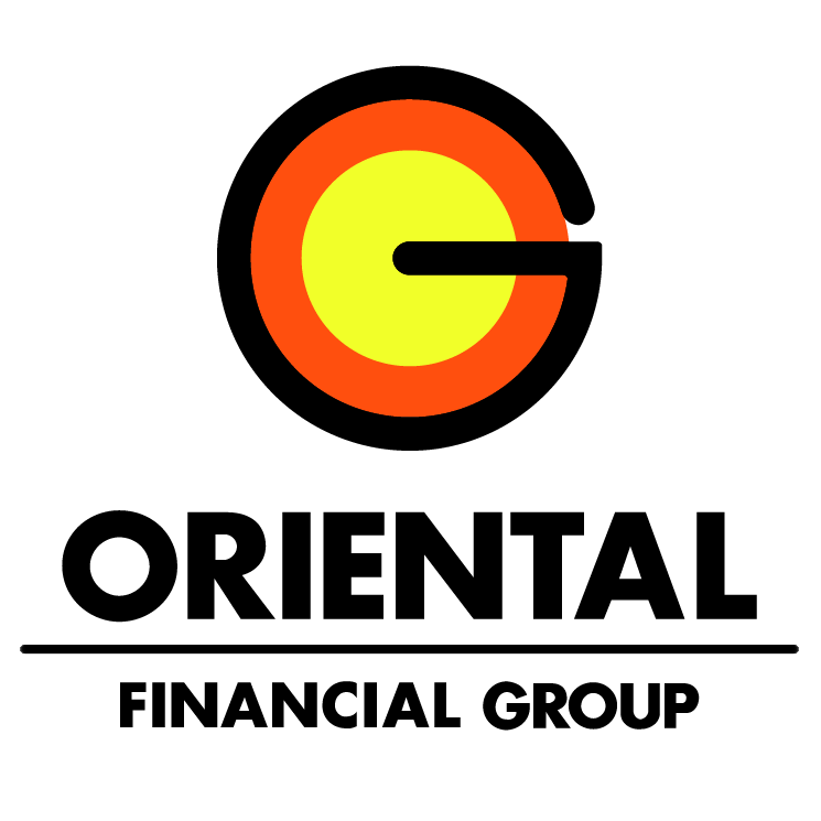 free vector Oriental financial group