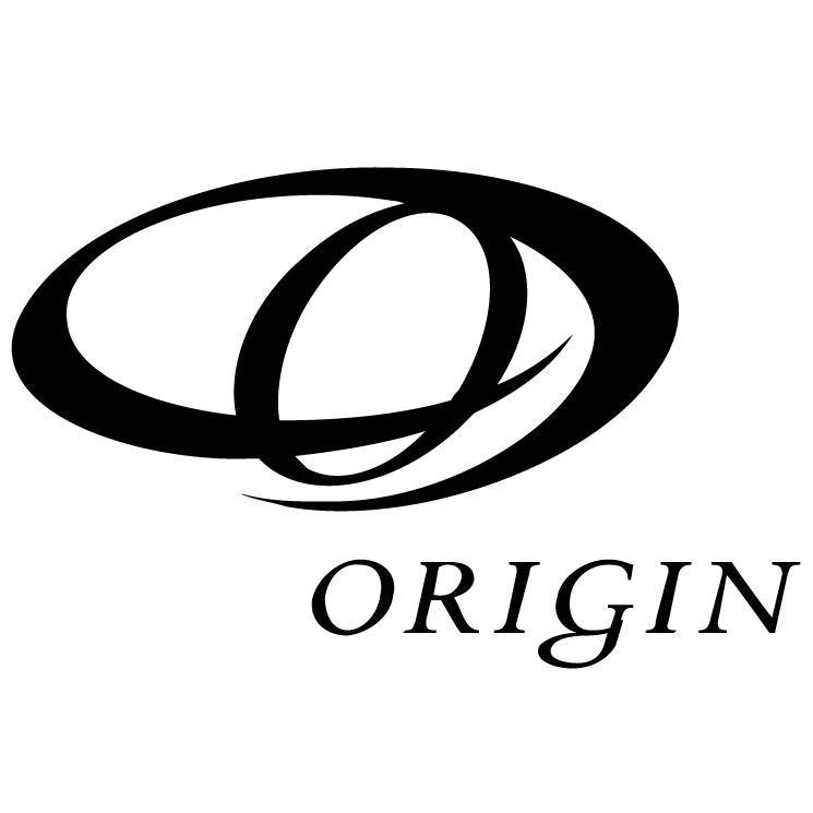 free vector Origin design