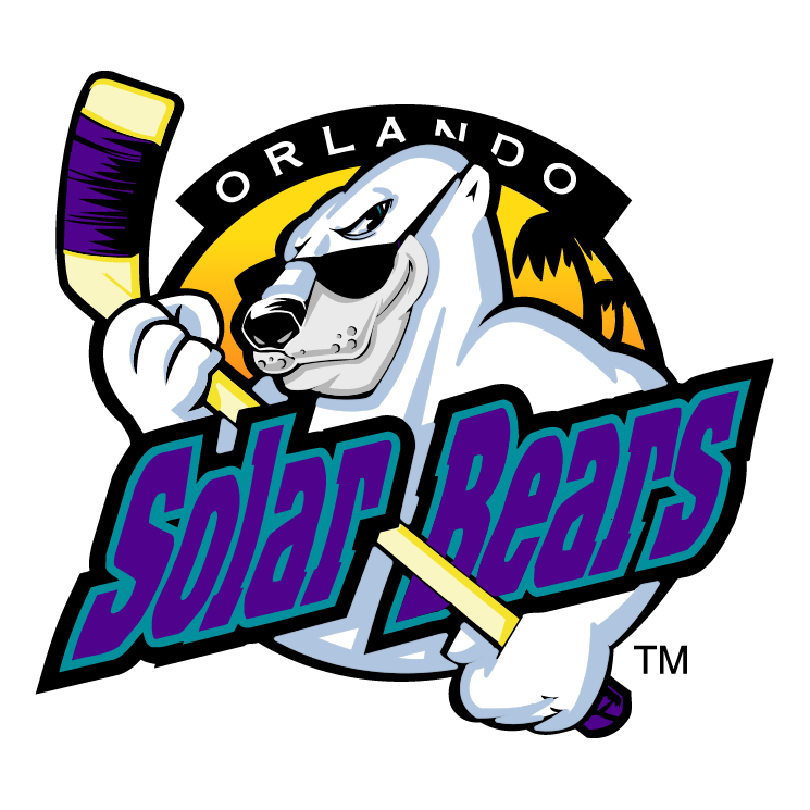 free vector Orlando solar bears