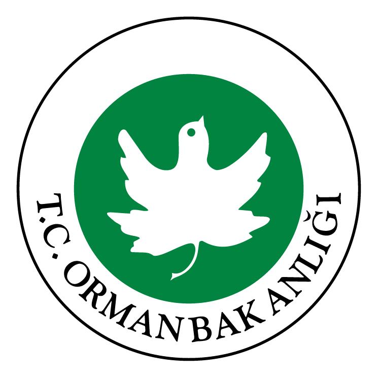 free vector Orman bakanligi