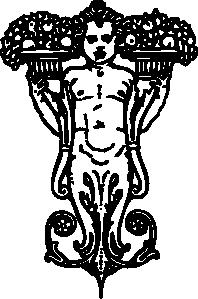 free vector Ornament Statue clip art