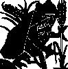 free vector Ornate Frog clip art