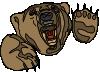 free vector Orso clip art 119315