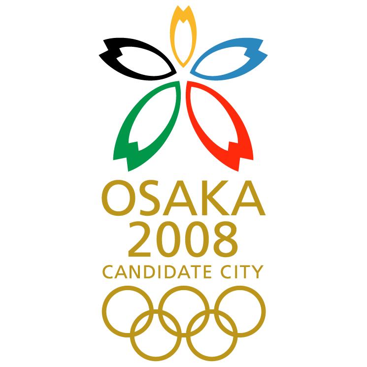free vector Osaka 2008