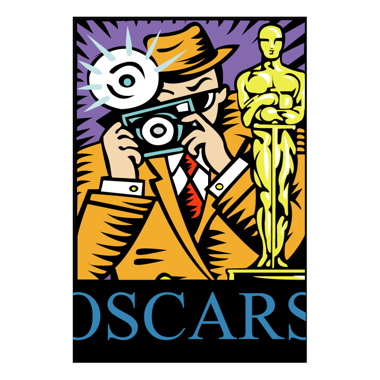 free vector Oscars poster 2003