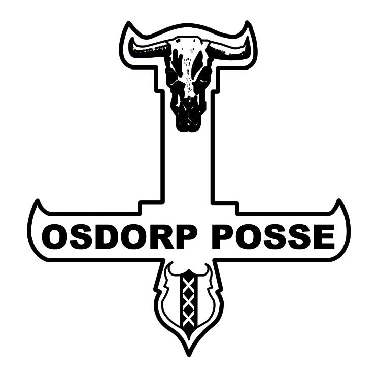 free vector Osdorp posse