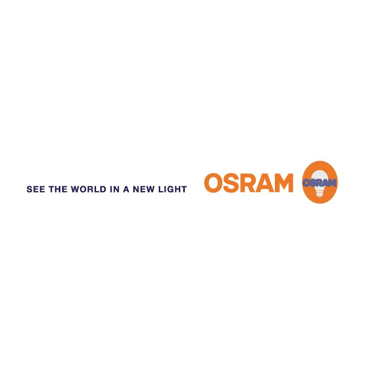 free vector Osram 1
