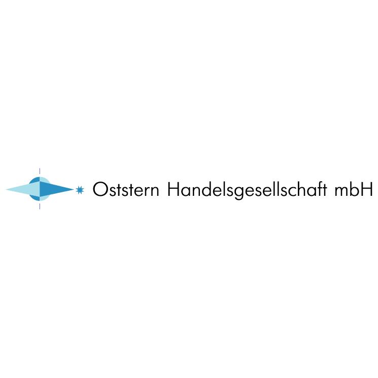 free vector Oststern handelsgesellschaft