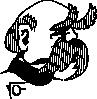 free vector Otto Von Bismarck clip art