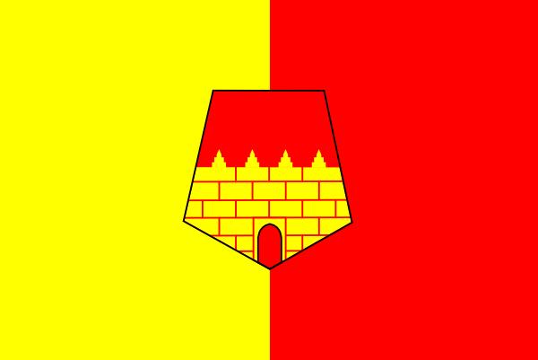 free vector Oujda_flag clip art