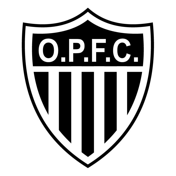 free vector Ouro preto futebol clube de criciuma sc