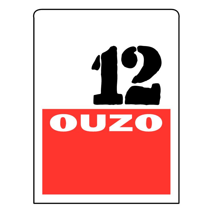 free vector Ouzo 12
