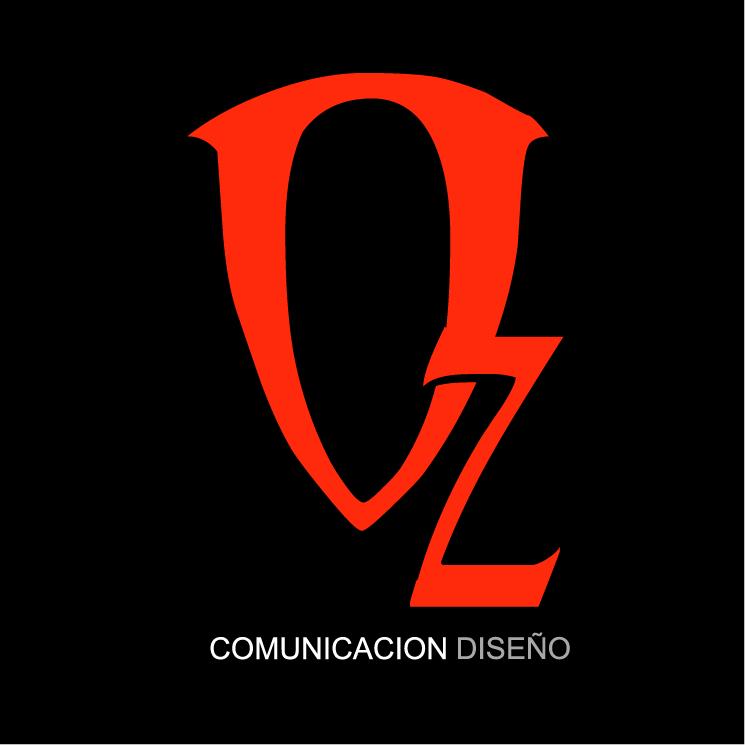 free vector Oz comunicacion