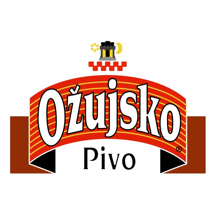 free vector Ozujsko