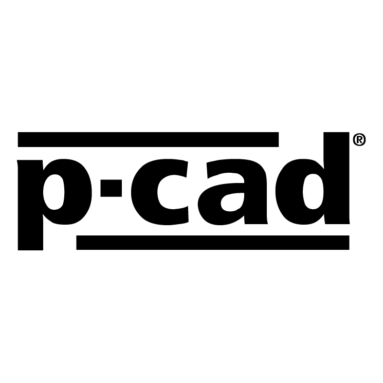 free vector P cad