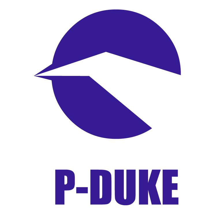free vector P duke