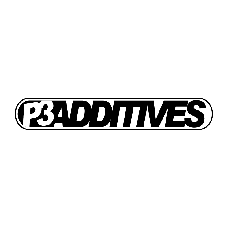 free vector P3 additives