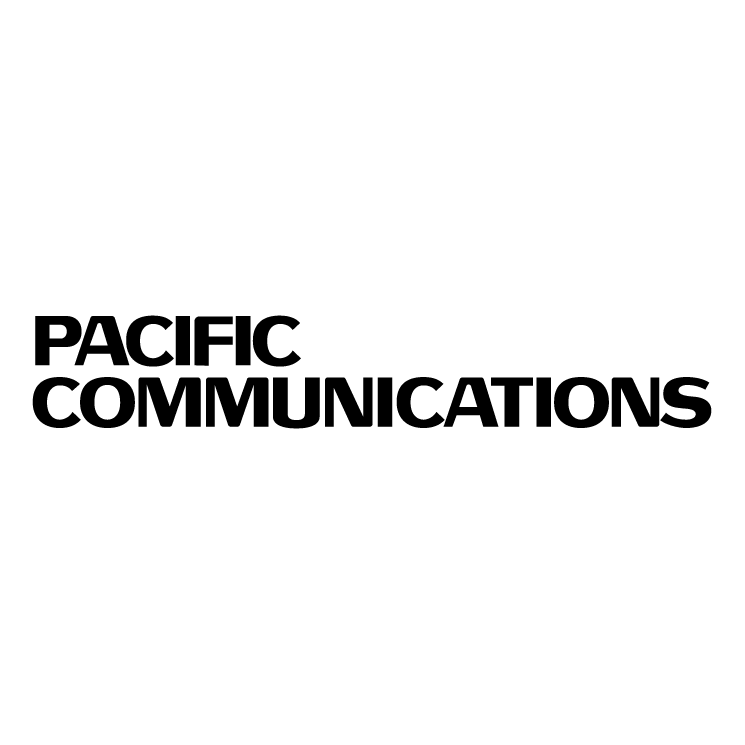 free vector Pacific communications