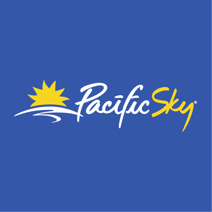 free vector Pacific sky 0