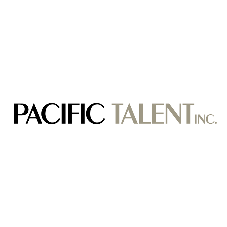 free vector Pacific talent