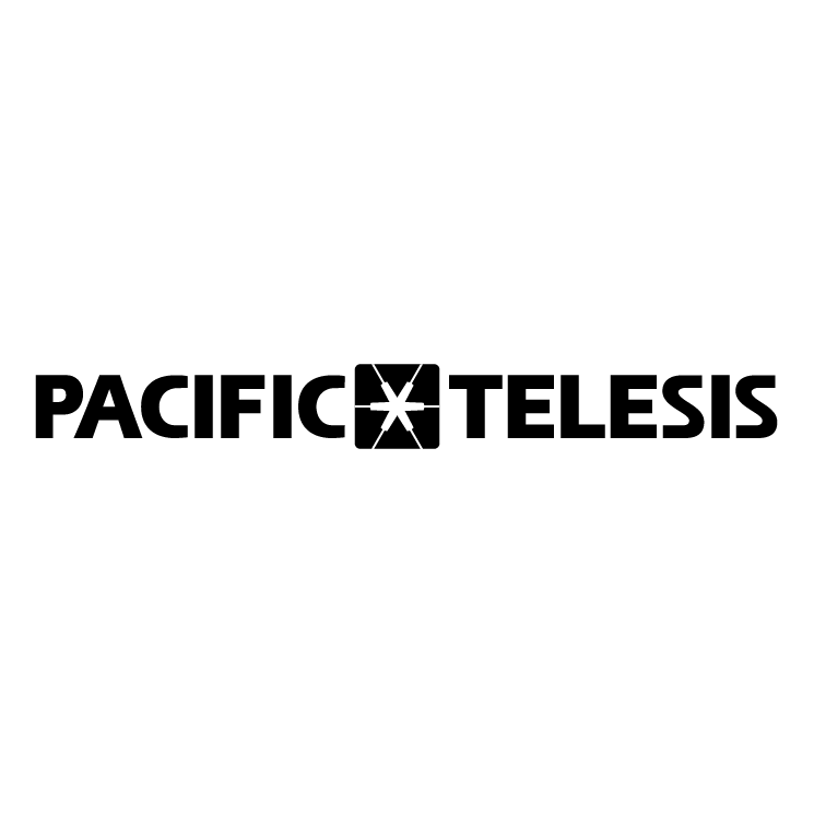 free vector Pacific telesis