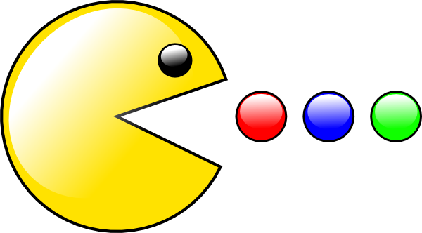 free vector Pacman (yet Another) clip art