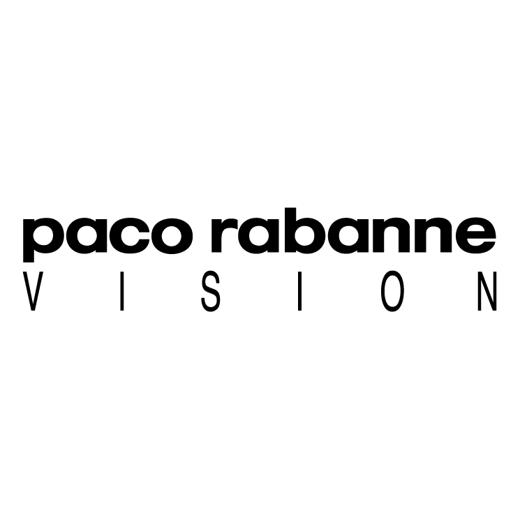 free vector Paco rabanne vision