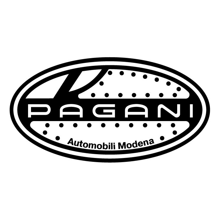 free vector Pagani
