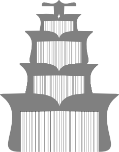 free vector Pagoda  clip art