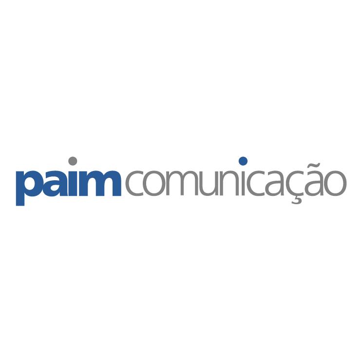 free vector Paim comunicacao