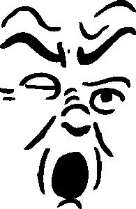 free vector Pain clip art