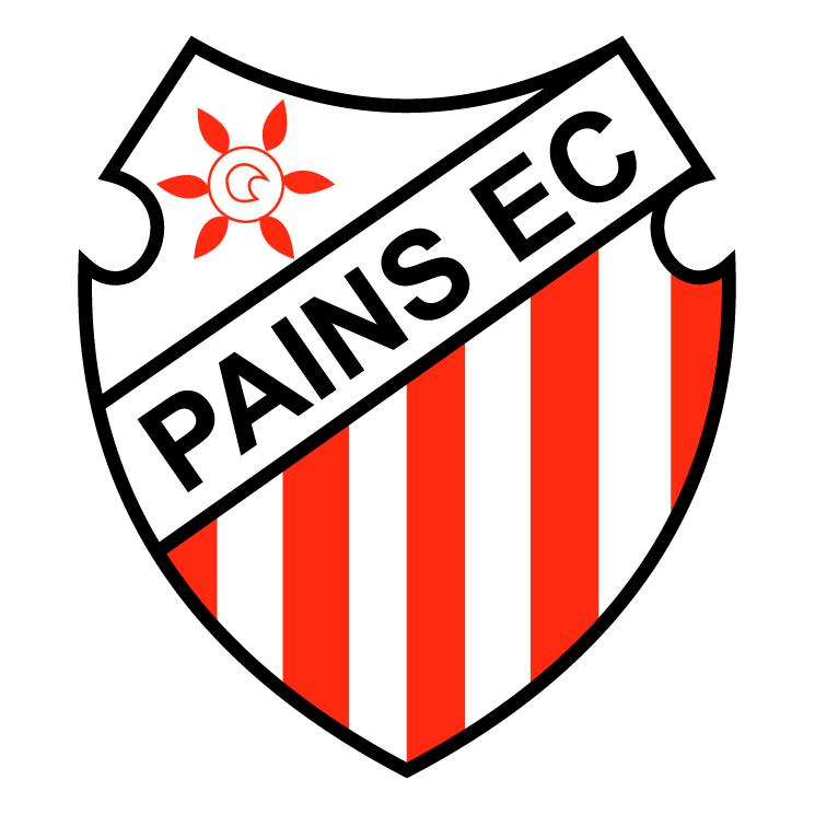 free vector Pains esporte clube de pains mg