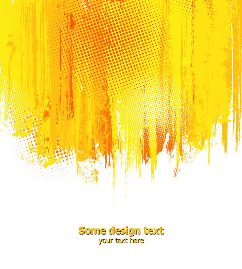 free vector Paint ink vector