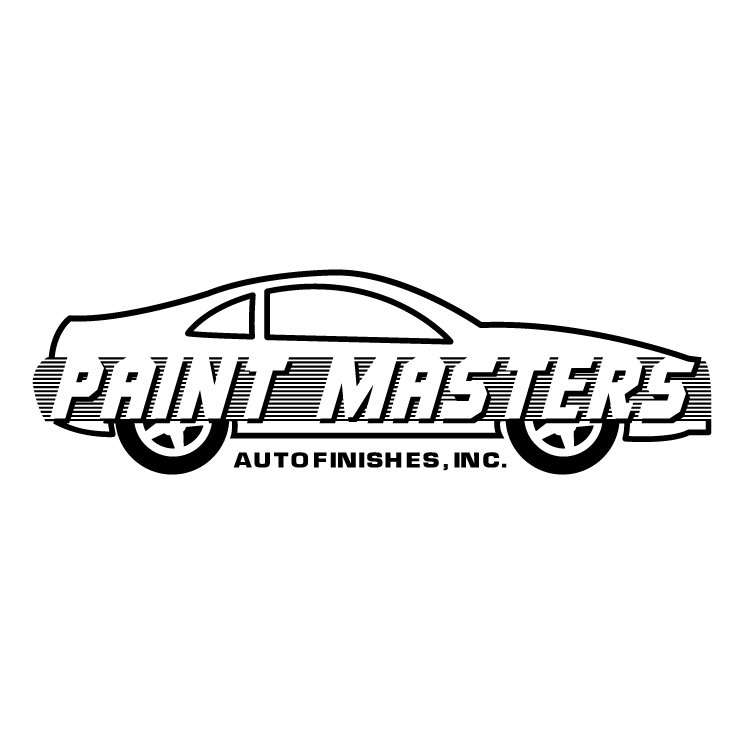 free vector Paint masters 0