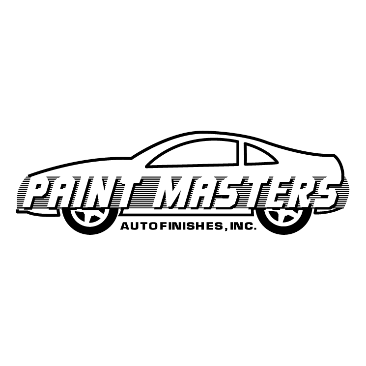 free vector Paint masters
