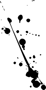free vector Paint Splatter clip art